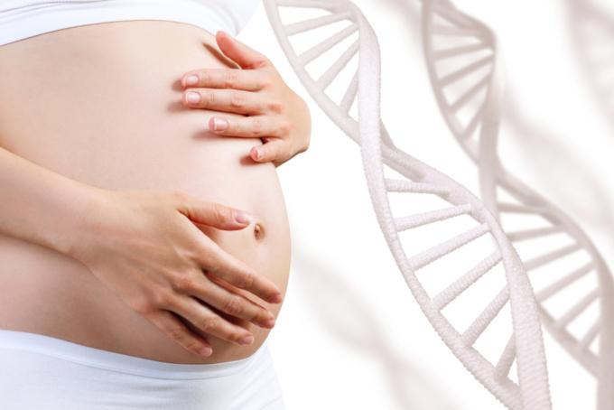 筋肉ムキムキの赤ちゃんは特別な遺伝子を持っているかも