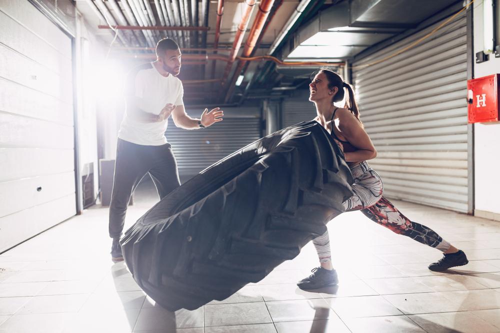 無理なトレーニングは筋線維を硬くする原因になりうる