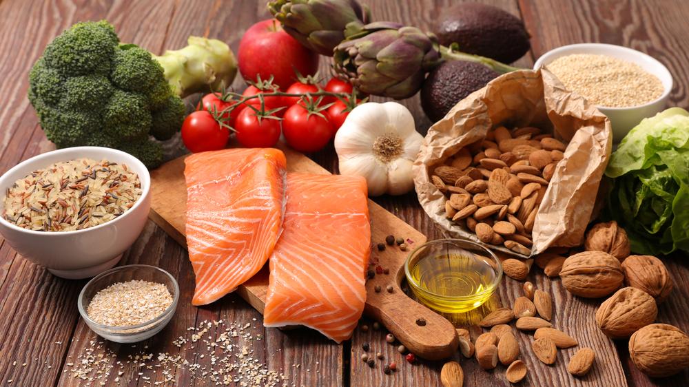 リバウンドを防ぐには豊富な栄養摂取が大切