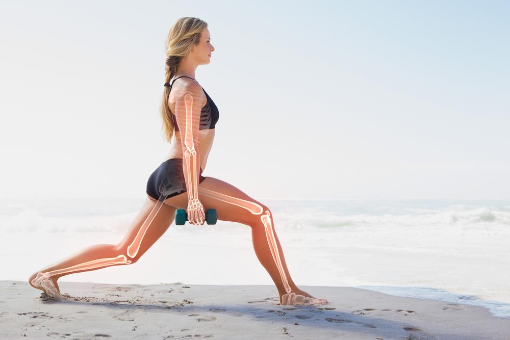 骨の太さと筋肉のつきやすさに相関性はある?