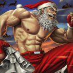 クリスマスはチキンを食べてトレーニングしたもん勝ち!