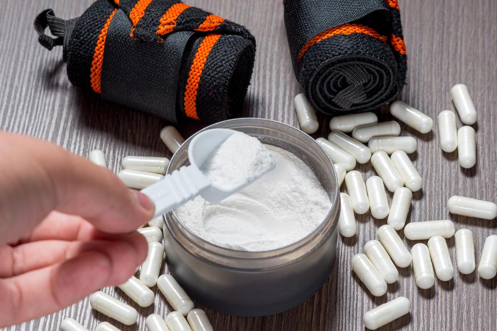 粉末状サプリメントの摂取方法