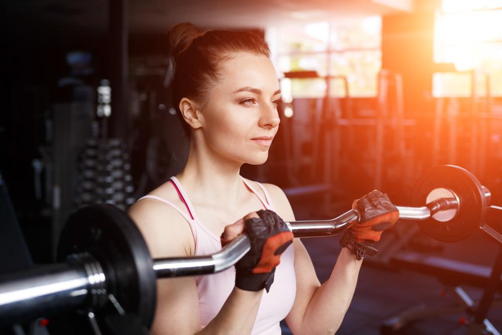 腕を太くするための筋トレ方法