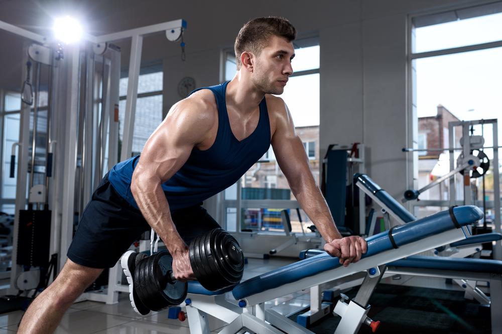 肩の筋肉を大きくする筋トレ方法