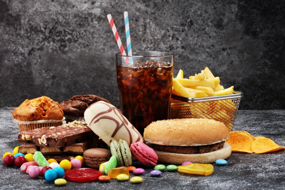 痩せない原因1:食事が間違っている
