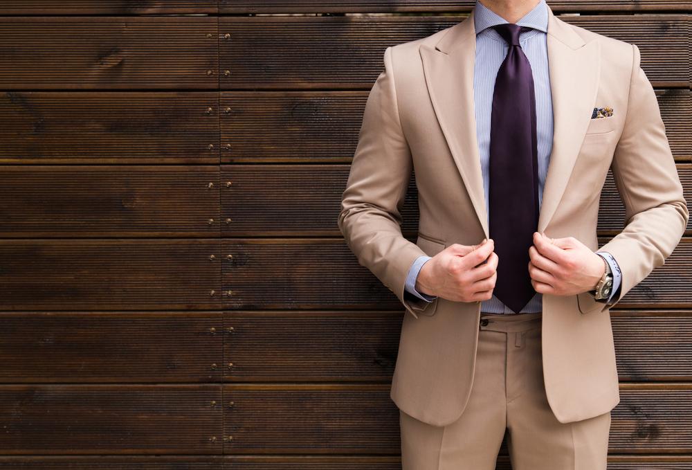 スーツが似合う身体になるために