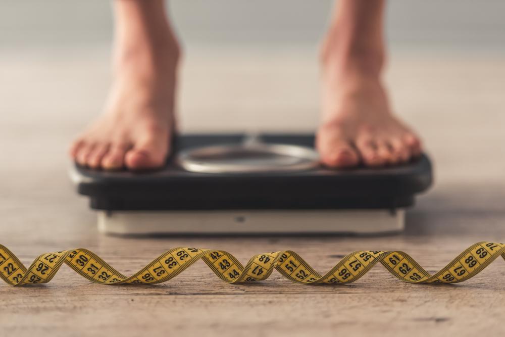 自分の肥満レベル「BMI」を理解する