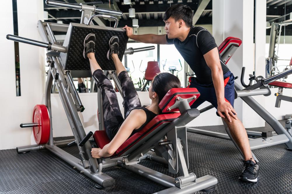 本気で短期間で痩せたいならパーソナルトレーニングを